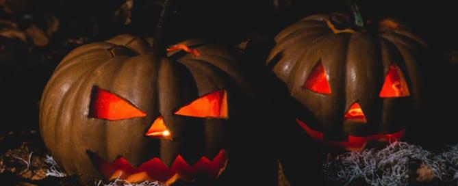 image citrouilles jack o'lantern halloween